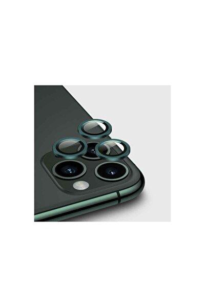 Iphone 12 Pro Max Uyumlu Cl-02 Kamera Lens Koruyucu