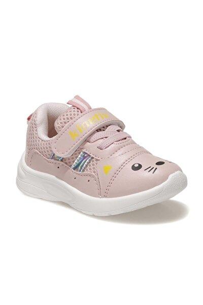 Kız Çocuk Hafif Tabanlı Günlük Spor Ayakkabısı - Pembe - Btmz000350-pembe-23