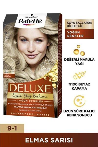 Deluxe 9-1 Küllü Sarı X 2 Adet