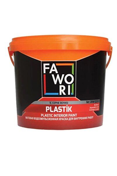 Plastik Iç Cephe Duvar Boyası 3,5 Kg-kül Gri