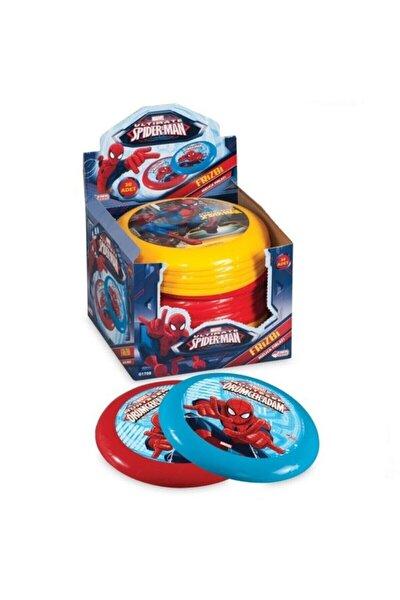 Spiderman Frizbi (tek Ürün)