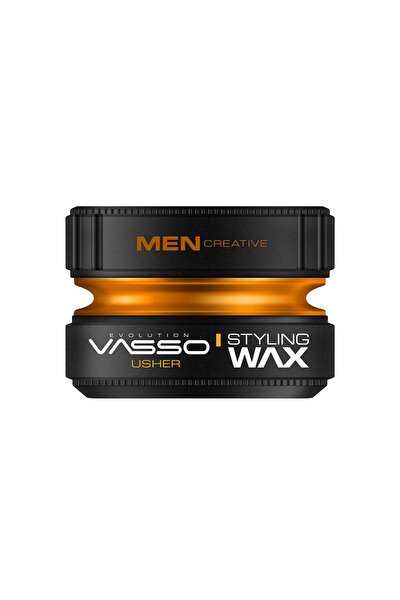 Tüm Saç Tipleri Için Parlaklık Ve Güçlü Tutuş Kazandıran Wax - Usher Pro Aqua 150 ml
