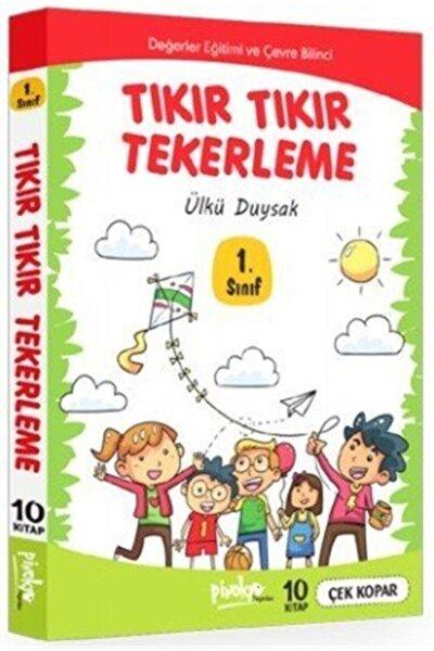 1. Sınıf Tıkır Tıkır Tekerleme 10 Kitap Takım