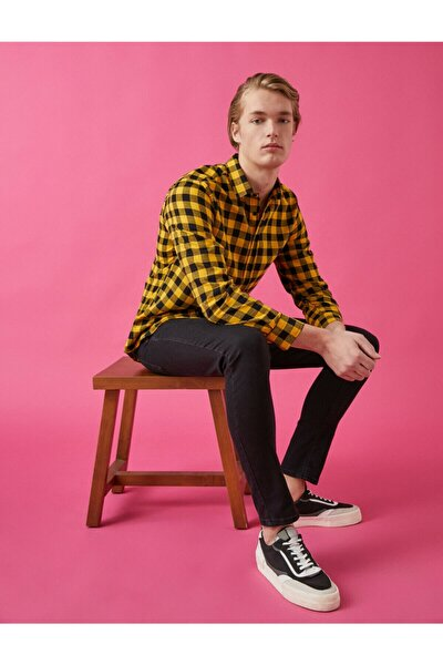 Micheal Skinny Fit Ultra Strech Jean Pantolon
