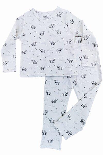 Winni Pooh Bebek Pijama Takımı