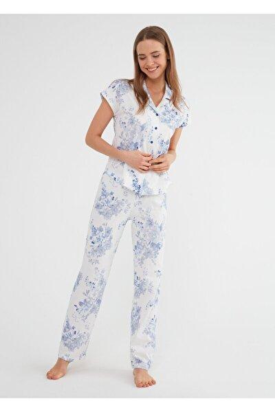 Alice Maskulen Pijama Takımı