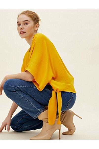 Kadın Sarı Bluz 0YAK68409OW