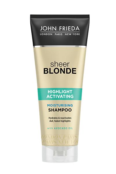 Sarı Saçlara Özel Cansız Ve Rengi Solmuş Işıltılar İçin Renk Canlandırıcı Şampuan 250 ml