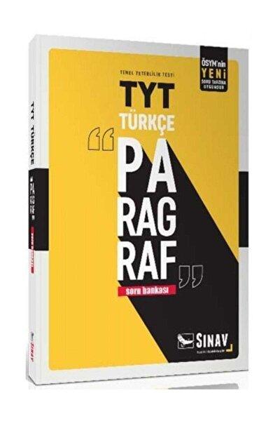 Tyt Türkçe Paragraf Soru Bankası