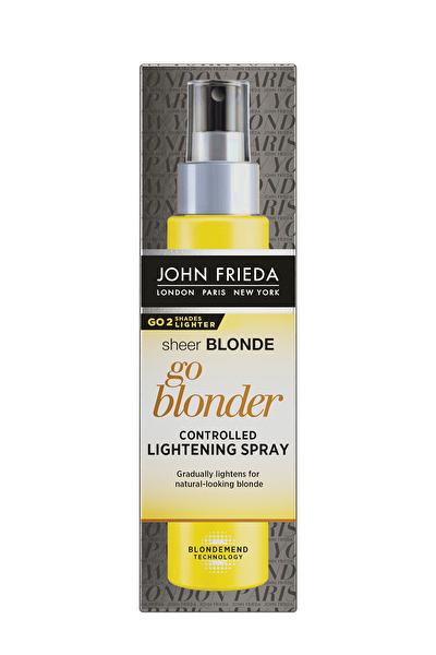 Renk Açıcı Sprey - Sheer Blonde Controlled Lightening Spray 100 5037156227468