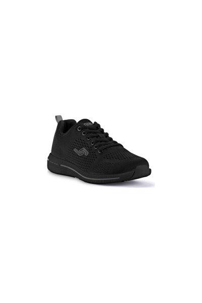 24937 Unisex Fileli Spor Ayakkabı Siyah 40