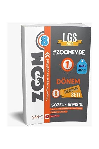 Zoomevde Lgs 1. Dönem 5'li Deneme Sınavı 2020