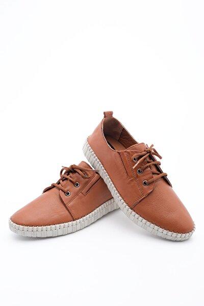 Kadın Hakiki Deri Comfort Ayakkabı Resataba