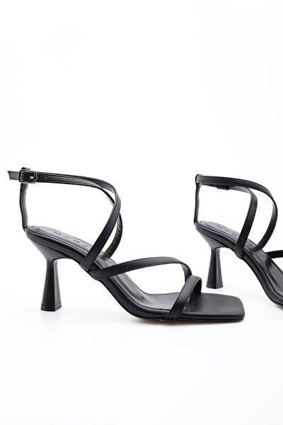 Kadın Topuklu Ayakkabı Ranisiyah
