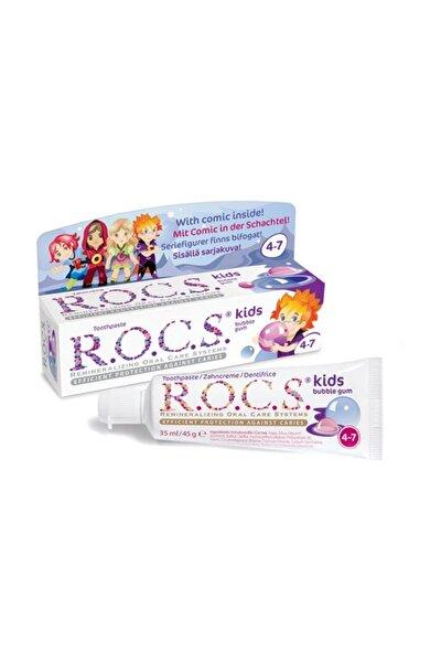 Kids 4-7 Yaş Diş Macunu Balon Sakızı 45g 4607034470876