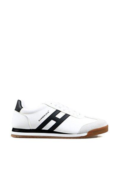 Melo Beyaz-siyah-krep Erkek Ayakkabı 102 20000-m