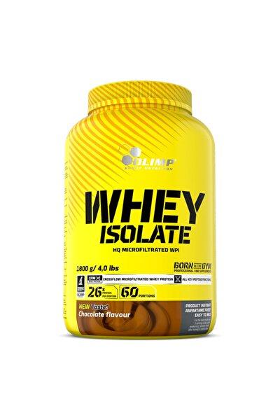 Pure Whey Protein Isolate 1800 gr - Çikolata