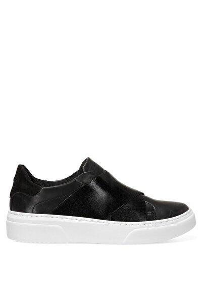 GOPCHA 1FX Siyah Kadın Havuz Taban Sneaker 101011324