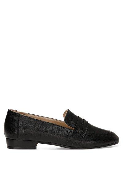 RONE 1FX Siyah Kadın Loafer Ayakkabı 101011714