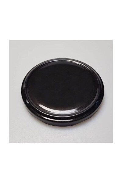 Kavanoz Kapağı Siyah 82mm (20'Lİ PAKET)