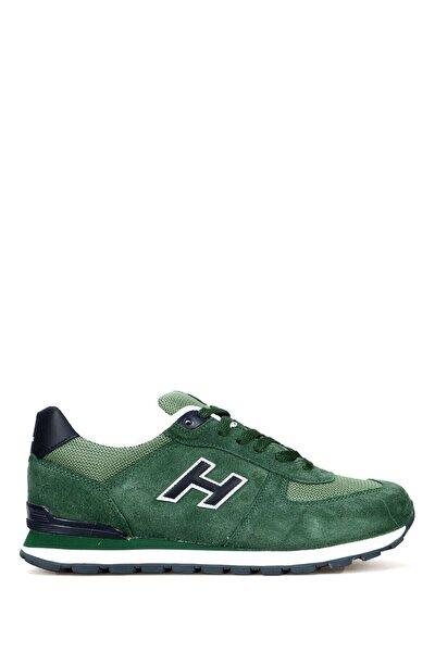 Erkek Yeşil Peru Günlük Spor Ayakkabı 102 19250-m