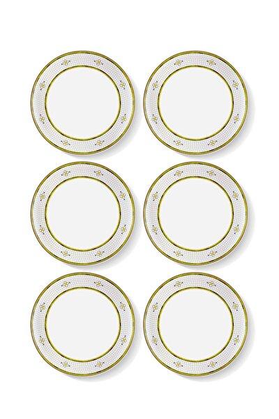 Patio Servis Tabağı 6 Lı Set - 26 Cm
