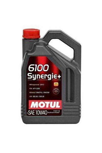 6100 Synergıe+ 10w40 4 Lt