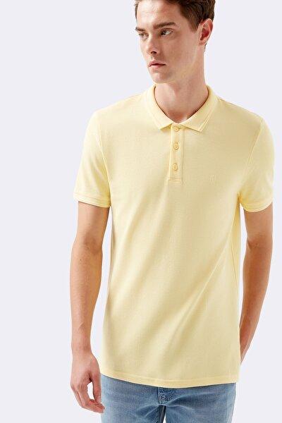 Sarı Polo Tişört