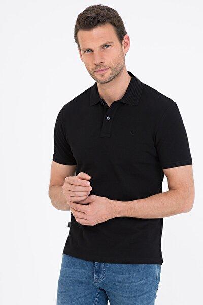 Sıyah Erkek T-Shirt G021GL011.000.1201031