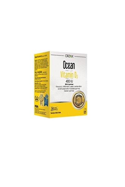 Ocean Vitamin D3 400 Iu Sprey 20 ml