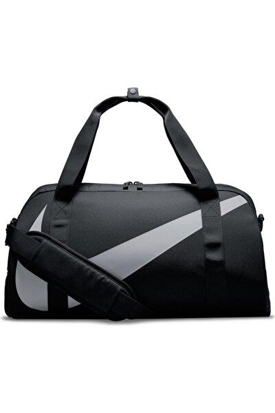 Unisex Siyah Orta Boy Spor Çantası Ba5567-010 48 Cm