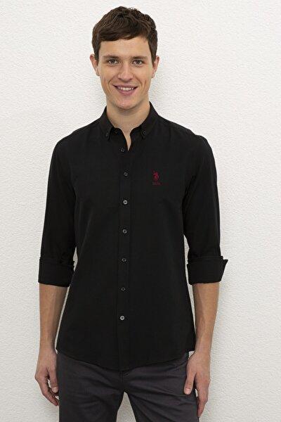 Erkek Siyah Gömlek