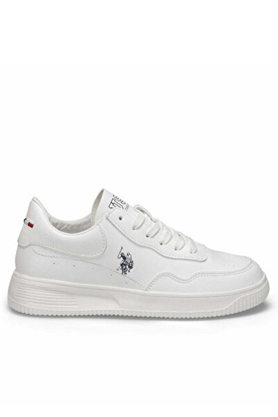 ABE Beyaz Kadın Sneaker Ayakkabı 100488846