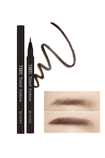 7 Gün Kalıcı Microblading Etkili Kaş Boyası 7 Days Tinted Eyebrow (Sepia  Brown)