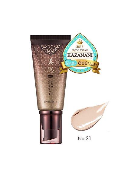 Yoğun Kapatıcı Bitkisel İçerikli BB Krem 50ml Cho Bo Yang BB Cream SPF30/PA++ (No.21 )