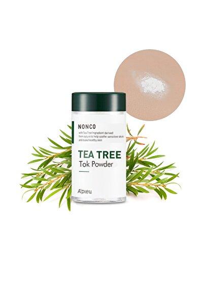 Çay Ağacı yağı içeren Sivilce Kurutucu Pudra 3g APIEU Nonco Tea Tree Tok Powder