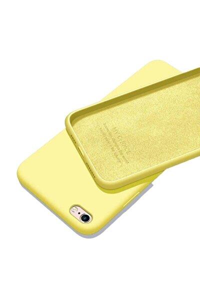 Iphone 6 / 6s Uyumlu İçi Kadife Lansman Silikon Kılıf