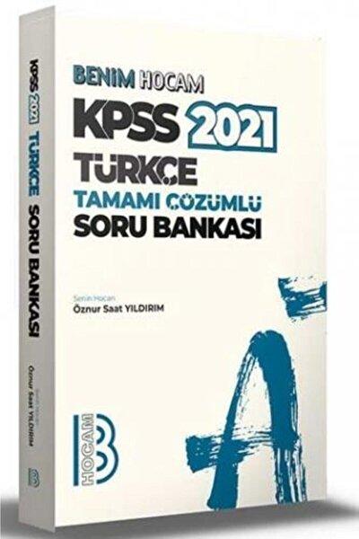 Kpss Türkçe Soru Bankası Çözümlü 2021