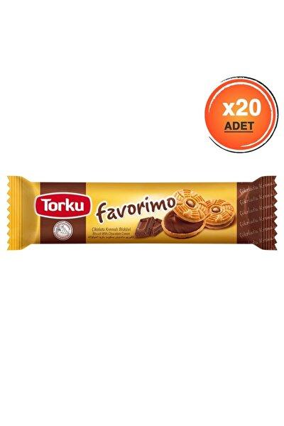 Çikolata Kremalı Bısküvı 76 grX20