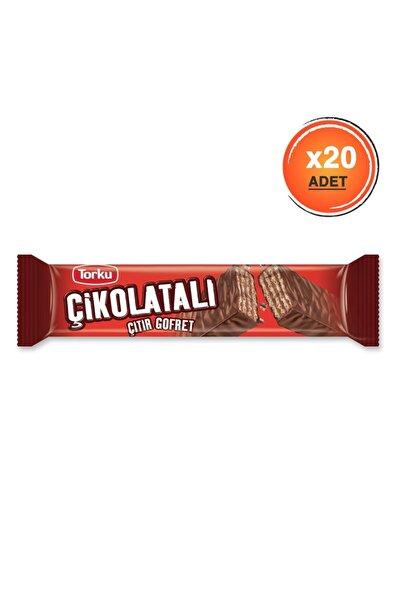 Çikolatalı Gofret 30 gr X20