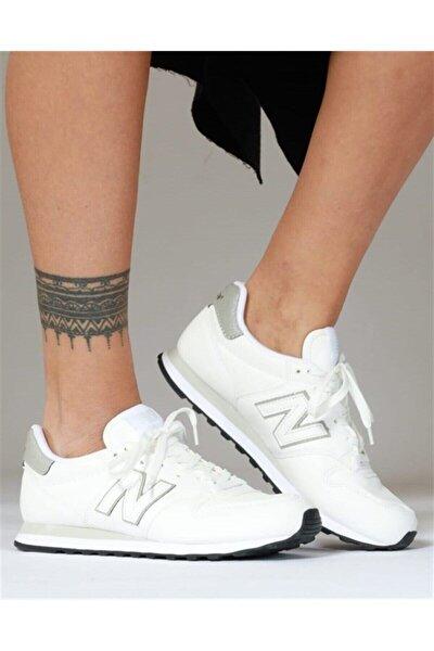 Kadın Beyaz Sneaker Spor Ayakkabı Gw500tlyv5