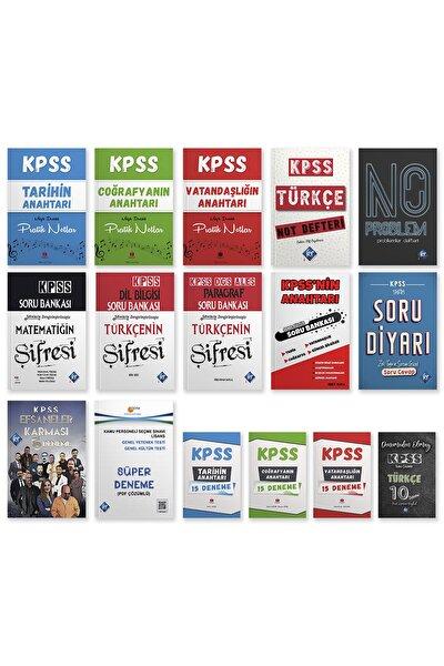 Kpss Kamp Seti - Genel Kültür Genel Yetenek Konu Soru Deneme