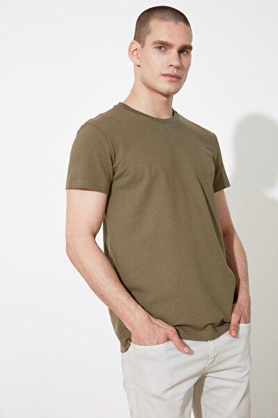 Haki Erkek T-Shirt TMNSS21TS2587