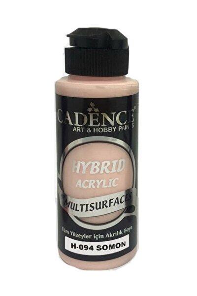 Hybrid Multisurface Akrilik Boya 120 ml. H-094 SOMON
