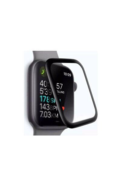 Apple Watch 4,5,6 Serisi Kırılmaz Ekran Koruyucu Nano Cam 40 Mm