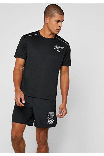 Air Men's Challenger Black Running Shorts