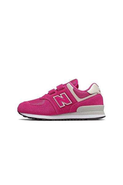 Kız Çocuk Pembe Sneaker 574