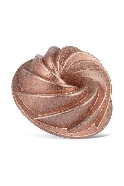 Rose Gold Rüzgar Gülü Granit Kek Kalıbı