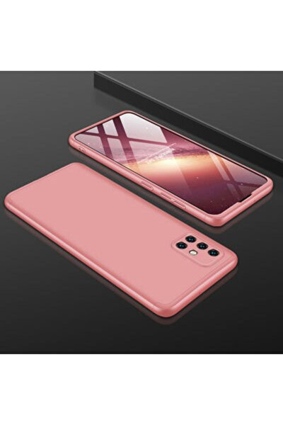 Galaxy A51 Kılıf 3 Parçalı 360 Korumalı Premium Sert Kapak