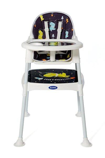 Astro Dinolu Masalı Lüx Mama Sandalyesi